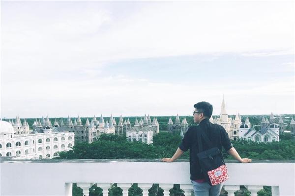 (Ảnh:Justin Trí Thông,Instagram)
