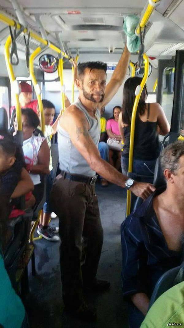 Một ngày thường nhật của người Sói Wolverine