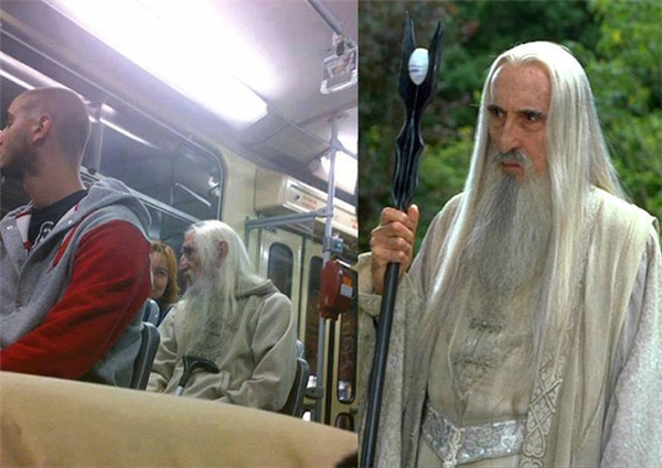Saruman, cụ đi đâu thế này?