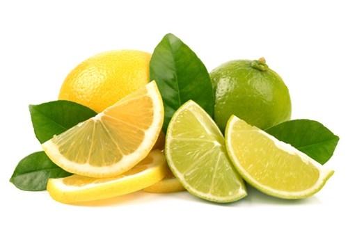 Sự kết hợp hài hòa giữa tanin trong lá trà và vitamin E có trong chanh tươi.