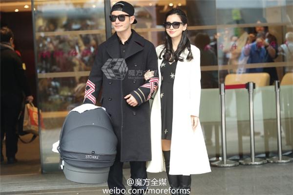 Angela Baby xuất hiện sau sinh, trở thành mẹ bỉm sữa đẹp nhất Hoa ngữ