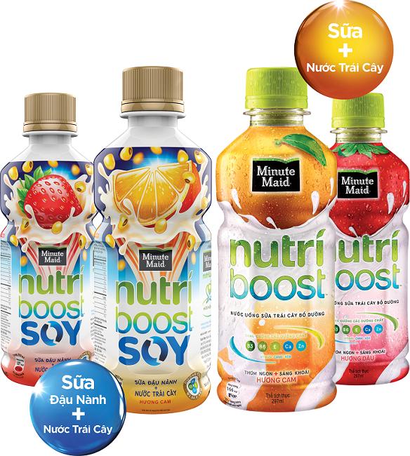 Nutriboost và bí quyết chất lượng
