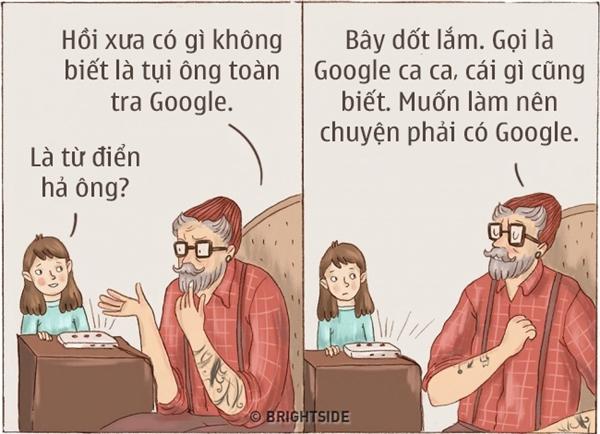 Google thần thánh!