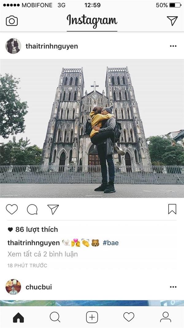 Trước khi dính nghi án hẹn hòvới vũ công Quang Đăng, Thái Trinh từng bị đồncó quan hệ tình cảm với Tronie Ngô. - Tin sao Viet - Tin tuc sao Viet - Scandal sao Viet - Tin tuc cua Sao - Tin cua Sao