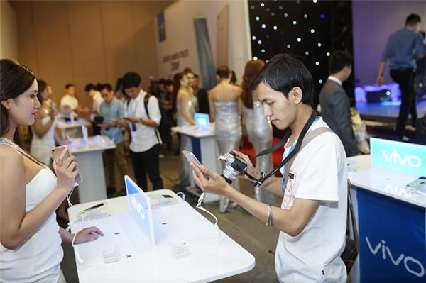 Sự kiện đã thu hút rất nhiều đại diện cơ quan báo đài đến tham dự và trải nghiệm sản phẩm.