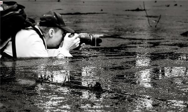 Loạt ảnh chứng minh nhiếp ảnh gia là những kẻ có máu liều