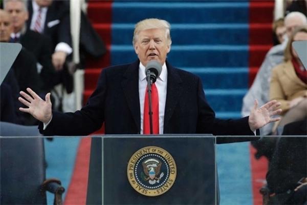 Donald Trump từng tuyên bố sẽ có số người xem cao nhất tham dự buổi lễ nhậm chức Tổng thống Mỹ của ông. (Ảnh: internet)