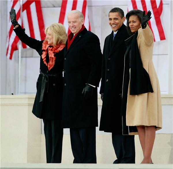 Rất nhiều người nổi tiếng để đến dự buổi lễ nhậm chức củaBarack Obama. (Ảnh: internet)