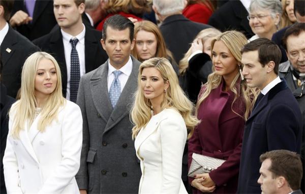 Không có quá nhiều người nổi tiếng đến dự lễ nhậm chức của Donald Trump. (Ảnh: internet)