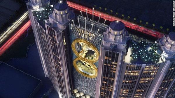 Macau (Trung Quốc) từ lâu đã nổi tiếng với hàng loạt sòng bạc, khu vui chơi giải trí đặc sắc.