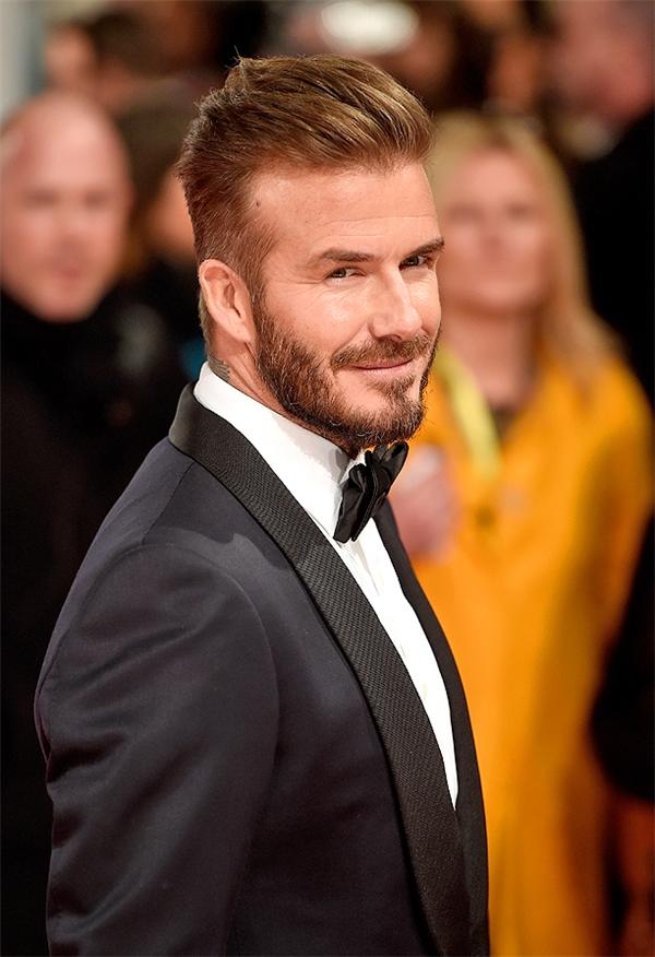 David Beckham đã chứng minh anh không chỉ là người đàn ông của gia đình mà còn là người đàn ông của xã hội.