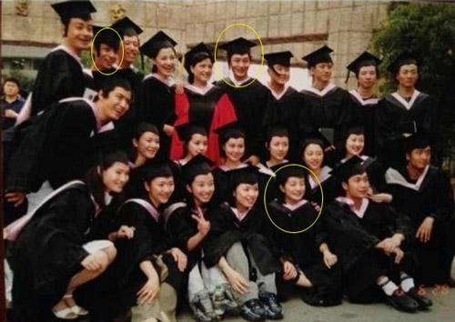 """""""Phát sốt"""" với ảnh tốt nghiệp chưa từng được công bố của Triệu Vy"""
