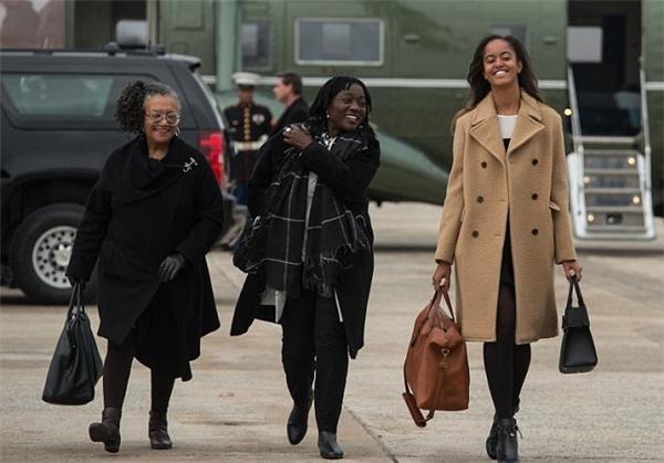 Trước đó, ái nữ nhà ông Obama đã có nhiều kinh nghiệm sản xuất phim.