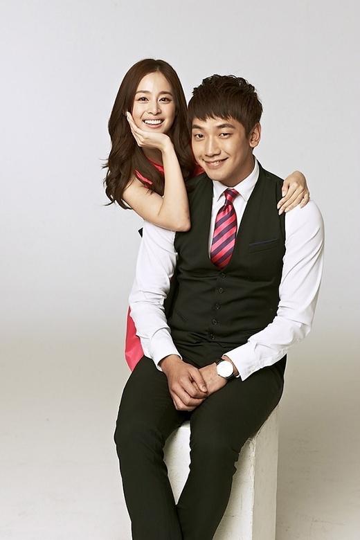 Kim Tae Hee - Bi Rain - cặpđôi vàng của làng giải trí Hàn Quốc.