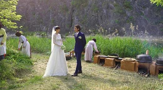 Những cái nhất trong 7 đám cưới của sao Châu Á