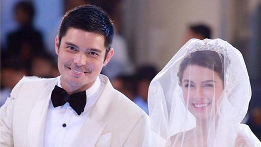 Đám cưới hoàng gia của mỹ nhân đẹp nhất Philippines - Marian Rivera.