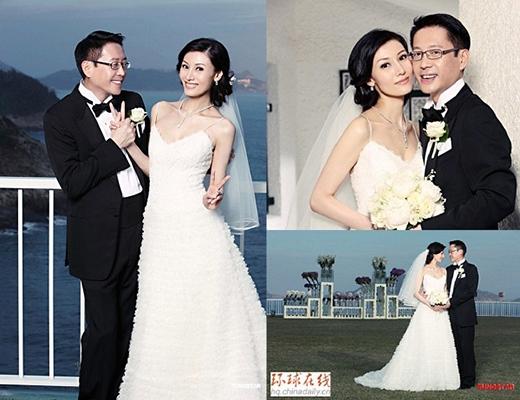 Lý Á Hân trở thành tâm điểm chú ý với hôn lễ tiêu tốn hàng triệu USD.