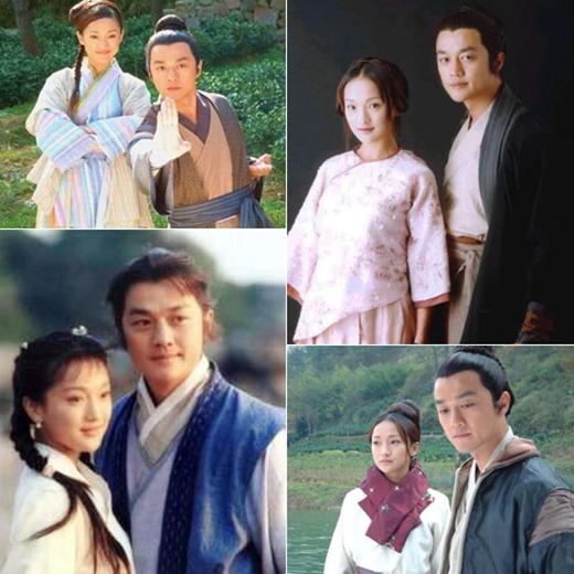 Anh đã cùng Châu Tấn tạo nên cặp đôi Quách Tĩnh - Hoàng Dung - bức tường thành không thể nào thay thế trong lòng khán giả hâm mộ phim kiếm hiệp Kim Dung.