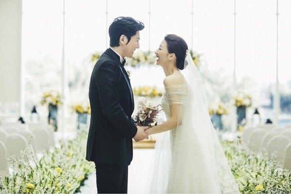 Lại một đám cưới cổ tích trong mơ nữa của mĩ nhân Gia đình là số 1