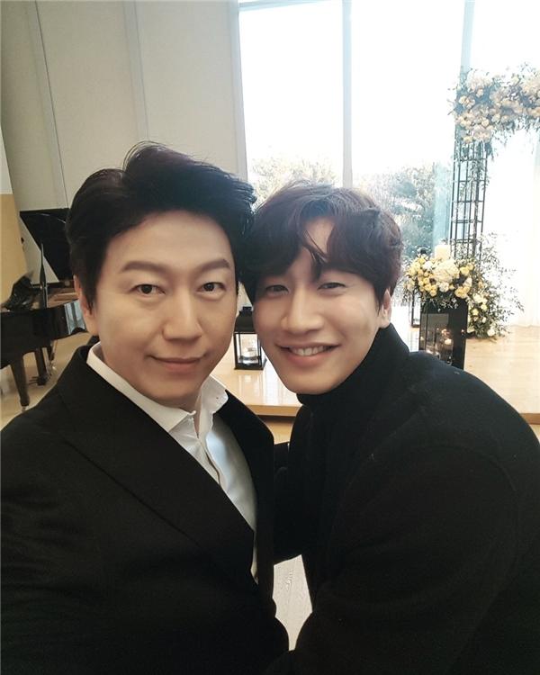 Lee Kwang Soo và Kim Soo Ro