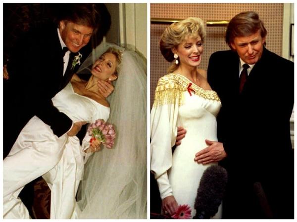 Ghen tị với thân hình chuẩn siêu mẫu của vợ con Donald Trump