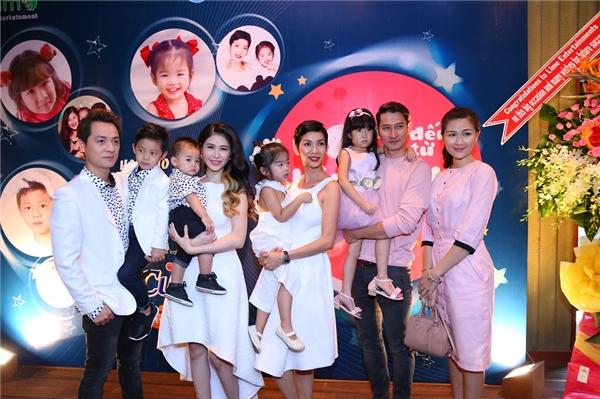 Ba gia đình nghệ sĩĐăng Khôi - Xuân Lan - Huy Khánh. - Tin sao Viet - Tin tuc sao Viet - Scandal sao Viet - Tin tuc cua Sao - Tin cua Sao