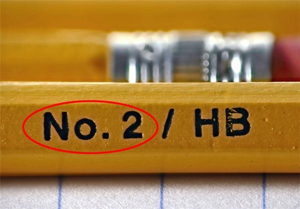 Bạn có hiểu được ý nghĩa đằng sau kí hiệu No. 2 bí ẩn trên bút chì?