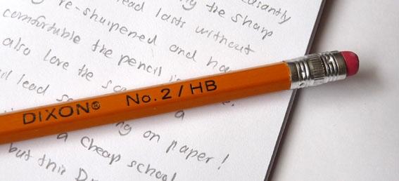 Bạn có biết kí hiệu No. 2 bí ẩn trên bút chì có ý nghĩa gì không?