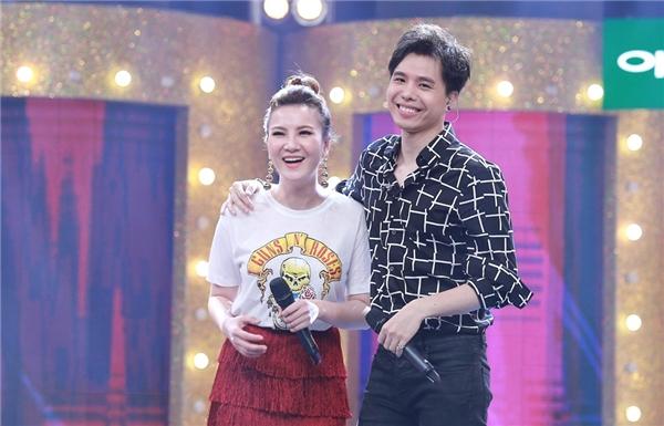 Yến Nhi vừa tái hợp Trịnh Thăng Bình trong một chương trình gameshow. - Tin sao Viet - Tin tuc sao Viet - Scandal sao Viet - Tin tuc cua Sao - Tin cua Sao