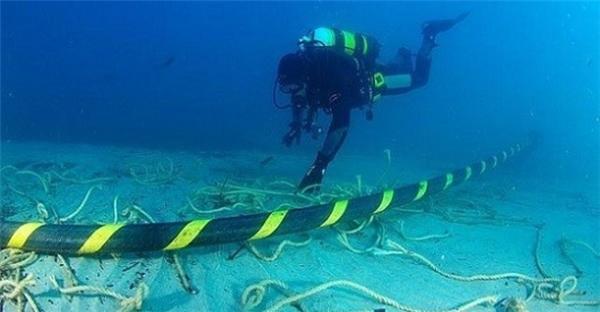 Sự cố cáp quang biển ảnh hưởng nghiêm trọng đến kết nối internet Việt Nam đi quốc tế. (Ảnh: internet)