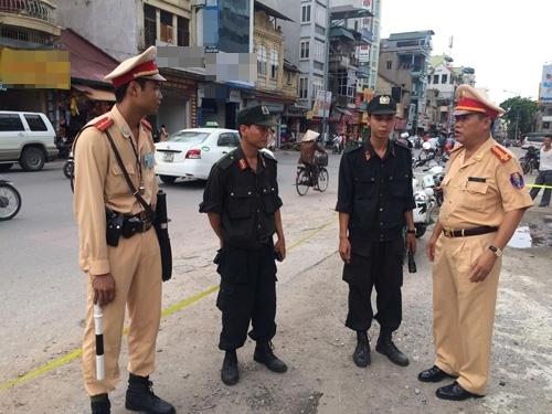 Lực lượng cảnh sát đã giải cứu nạn nhân khỏi tên cướp. (Ảnh minh họa)