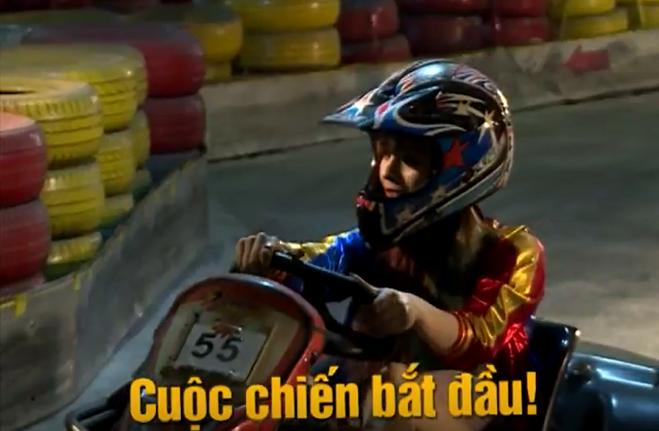 Đua Go Kart hả, chuyện nhỏ, chơi luôn!
