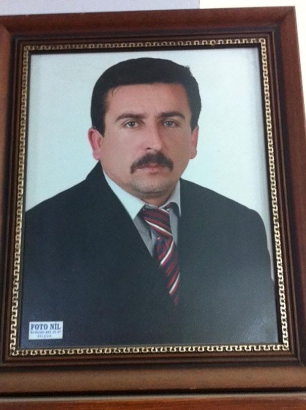 Steve Carrell ở Thổ Nhĩ Kỳ