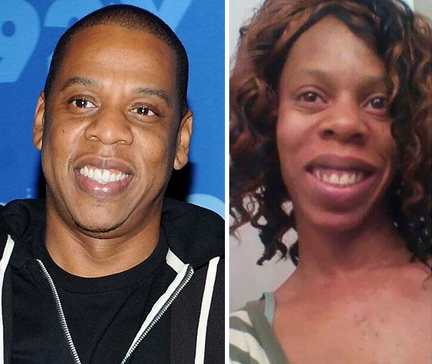 Jay-Z phiên bản nữ