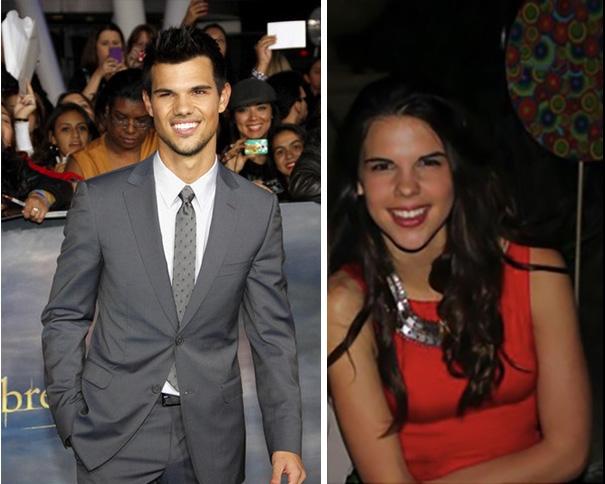 Taylor Lautner phiên bản nữ