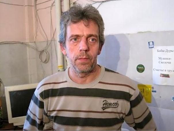 Hugh Laurie (Bác sĩ House) đến từ nước Nga