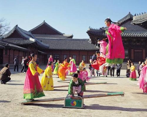 Người Hàn Quốc năm nay sẽ được nghỉ Tết 4 ngày.