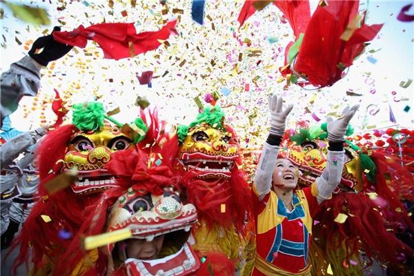 Trong năm nay, người dân Trung Quốc được nghỉ Tết đến tận 7 ngày.