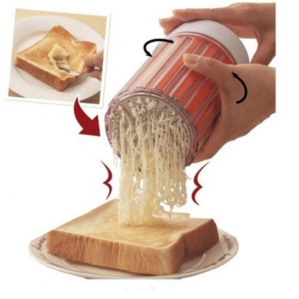 Những dụng cụ xay bơ như thế này giúp cho việc ăn uống của bạn trở nên nhanh chóng và thuận tiện hơn rất nhiều.