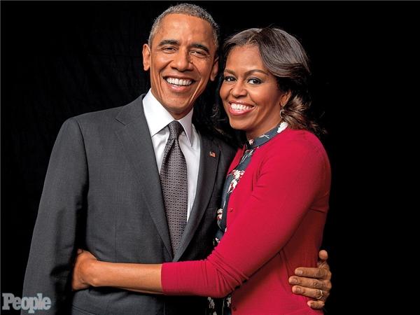 """Vị Tổng thống thứ 44 của nước Mỹ đã từng nói với vợ của mình rằng: """"Cả đời anh đã đưa ra nhiều quyết định trọng đại trong vai trò Tổng thống. Nhưng quyết định tuyệt vời nhất mà anh từng làm trong đời mình chính là gắn bó với em""""."""