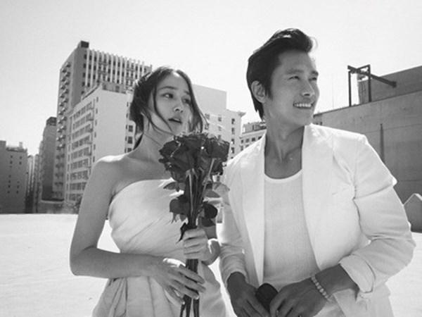 Lee Byung Hun – Kim Min Jung được xem là một trong những cặp vợ chồng giàu có và quyền lực nhất xứ sở kim chi.