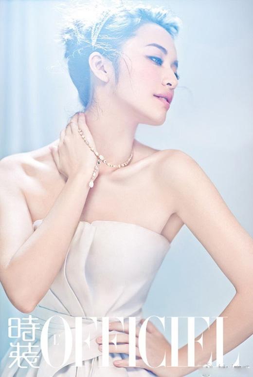 Ngẩn ngơ nhan sắc ngôi sao nữ có gương mặt đẹp nhất châu Á