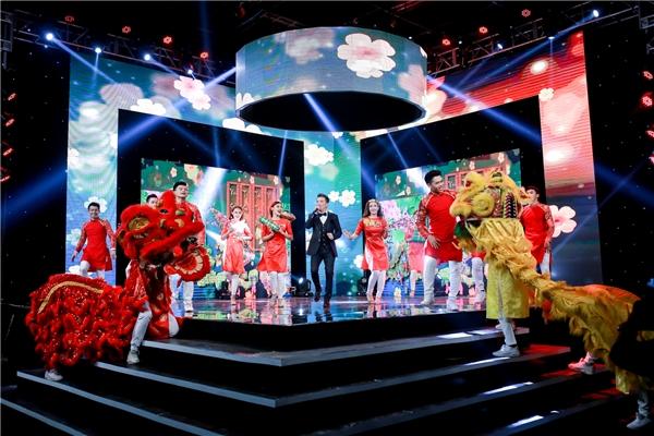 Gala Chào xuân Đinh Dậu 2017cùng sự tham gia của 100 nghệ sĩhàng đầu Việt Nam và hoạt động ở nhiều lĩnh vực như: âm nhạc, điện ảnh, thời trang… sẽ lên sóng trên kênh ANTV lúc 22gngày 27/1, tức đêm giao thừa Tết Nguyên đán Đinh Dậu. - Tin sao Viet - Tin tuc sao Viet - Scandal sao Viet - Tin tuc cua Sao - Tin cua Sao