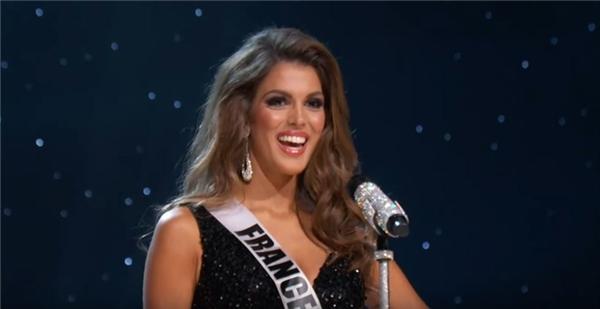 Hoa hậu Pháp, một trong những ứng cử viên sáng giá của khu vực châu Âu.
