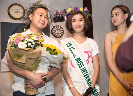 Sao Việt công khai tình cảm 2016: Kẻ được ủng hộ, người bị phản đối - Tin sao Viet - Tin tuc sao Viet - Scandal sao Viet - Tin tuc cua Sao - Tin cua Sao