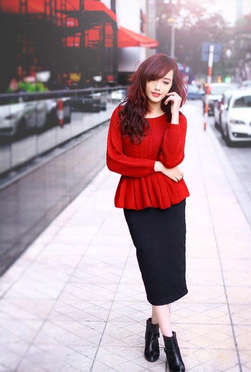 Màu đỏ là gam màu truyền thống tượng trưng cho phúc lộc dồi dào mỗi dịp Tết.