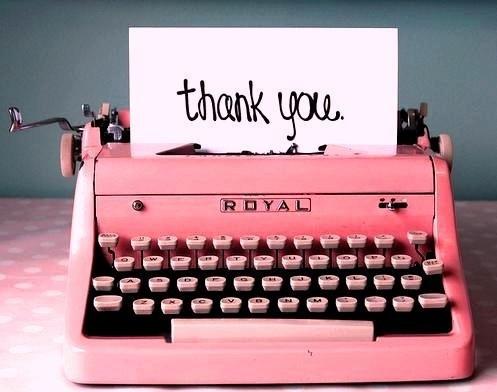Thời khắc cuối năm, tôi chỉ muốn gửi lời cảm ơn đến tất cả...(Ảnh minh họa - Nguồn: Tumblr)