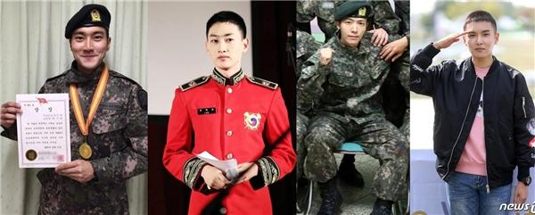 Hiện tại bốnthành viêncủa Super Junior đang hoạt động trong quân ngũ và ba trong số đó sẽ xuất ngũ vào giữa cuối năm nay và đó là khoảng thời gian thích hợp để nhóm phát hành album.