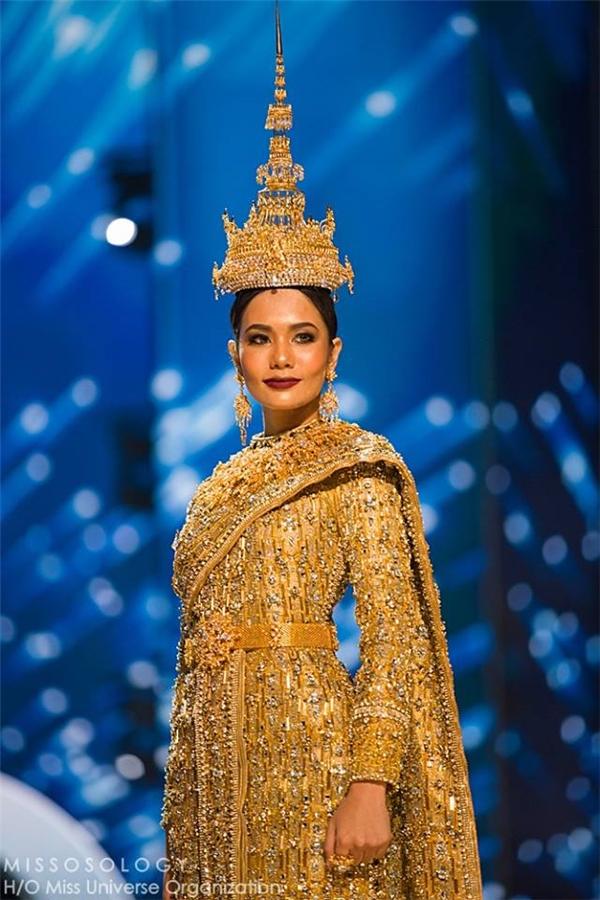 13 trang phục truyền thống đẹp nhất của Miss Universe 2016