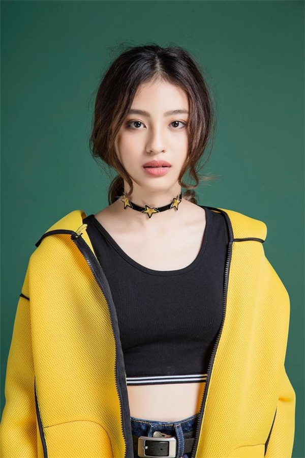 Vẻ đẹp ngọt ngào của Dương Minh Ngọc.(Ảnh: Internet)